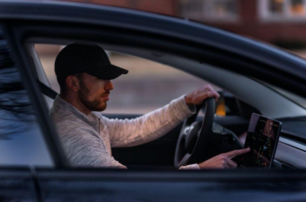 James sanders - self driving cars